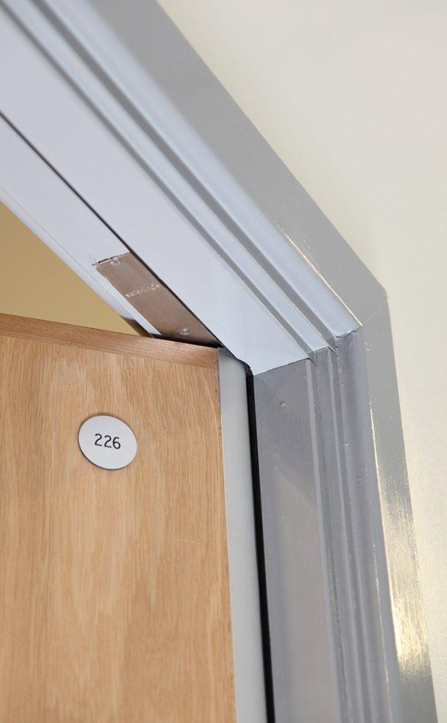 Finger Safe Doors Timber Doorsets David Smith St Ives