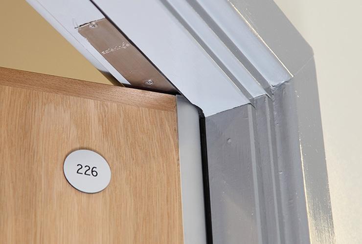 David Smith St Ives - Finger Safe Doors