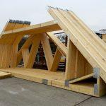 David Smith St Ives attic roof truss